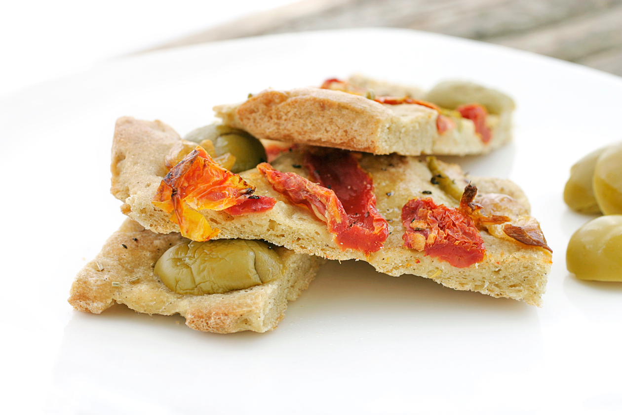 focaccia-flat-bread-gluten-free-dairy-free-roasted-garlic-sundried ...