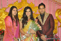 Celebraties at Actor Bharat n Jessy Wedding Reception Photos+%2528137%2529 Actor Bharath n Jessy Wedding Photos