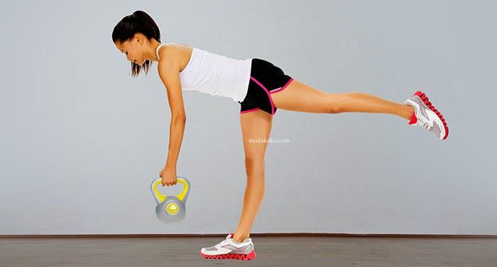 15 Dakikada Vücudu Sıkılaştıran 2 Egzersiz