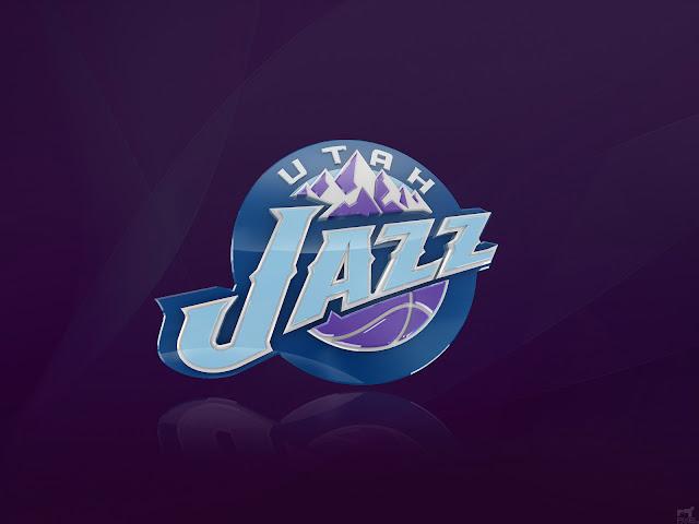 Utah Jazz - NBA wallpapers for iPhone 5