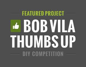 Bob Vila.com DIY Contest