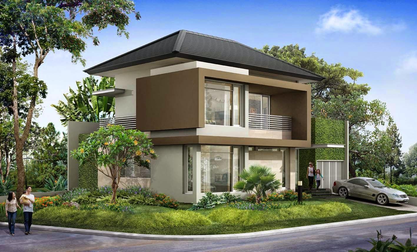 Contoh Gambar Desain Rumah Minimalis 2014