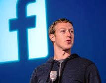 mark zuckerberg bos facebook