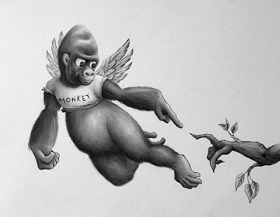 F is for Flying Monkey