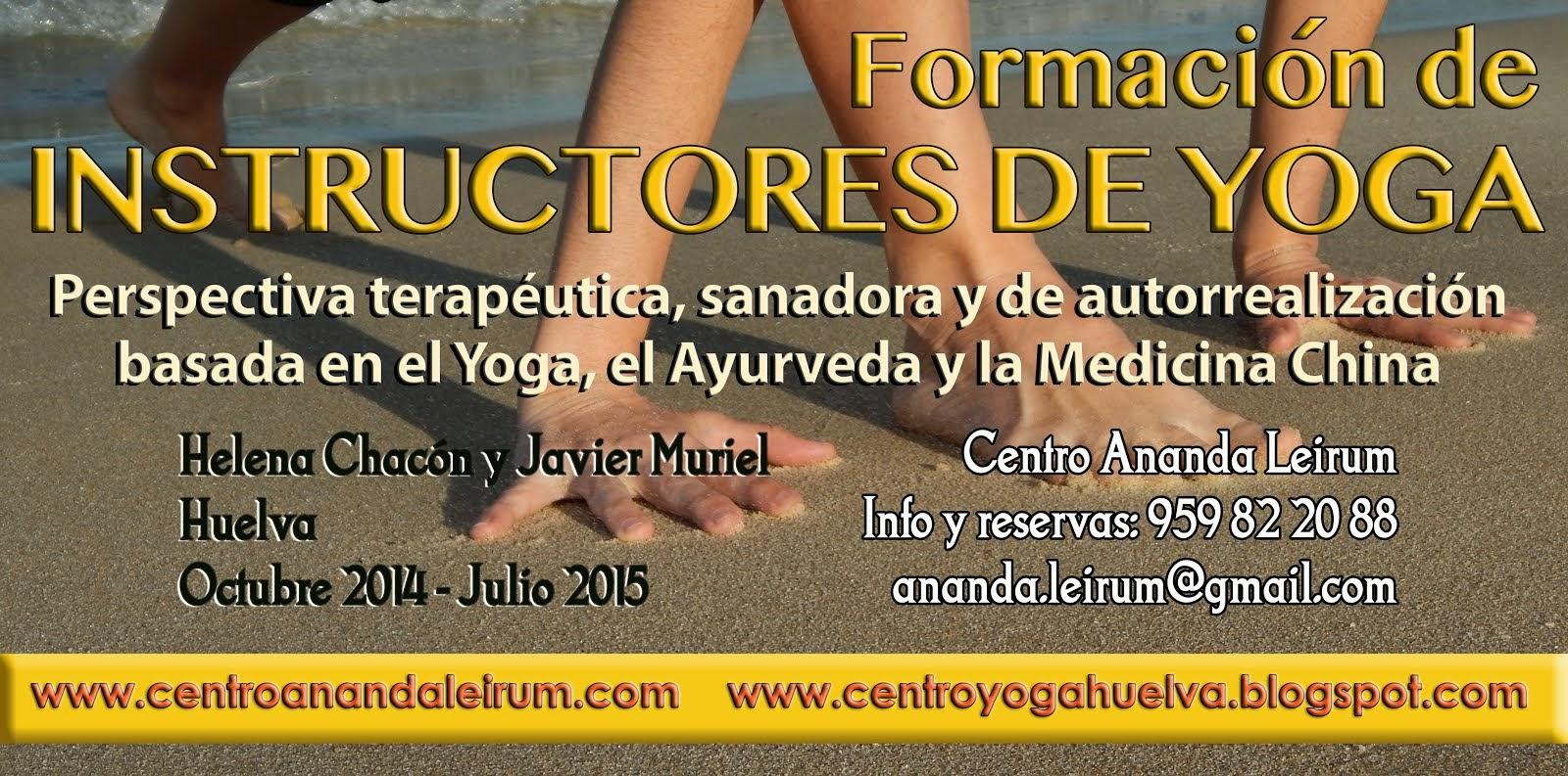 YOGA y MEDITACIÓN en Huelva (Ananda Leirum);Clases grupales y ...