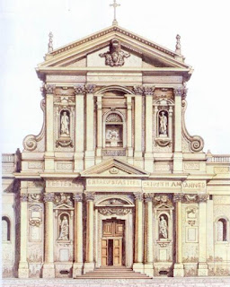 Baroque Architecture on Baroque Architectural Drawings Classical Baroque Architectural Style