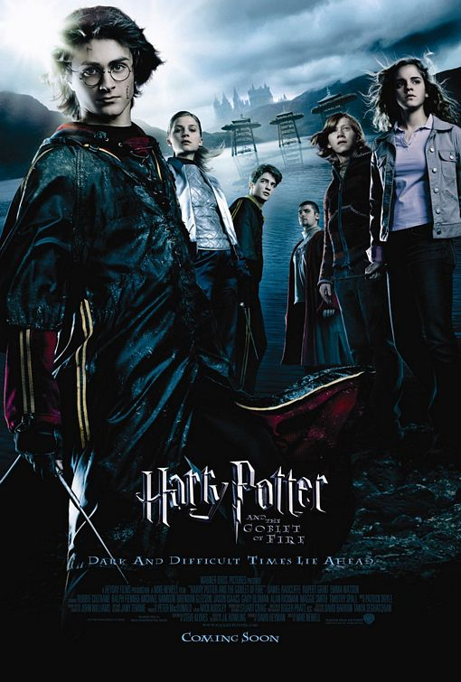 Harry Potter and the Goblet of Fire - 4  2005 The Goblet Of Fire 2005