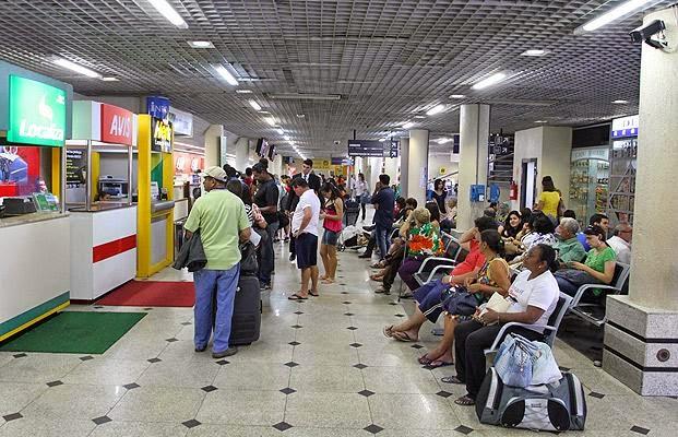 Resultado de imagem para aeroporto de teresina