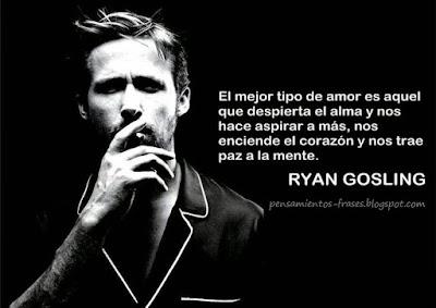 frases de Ryan Gosling