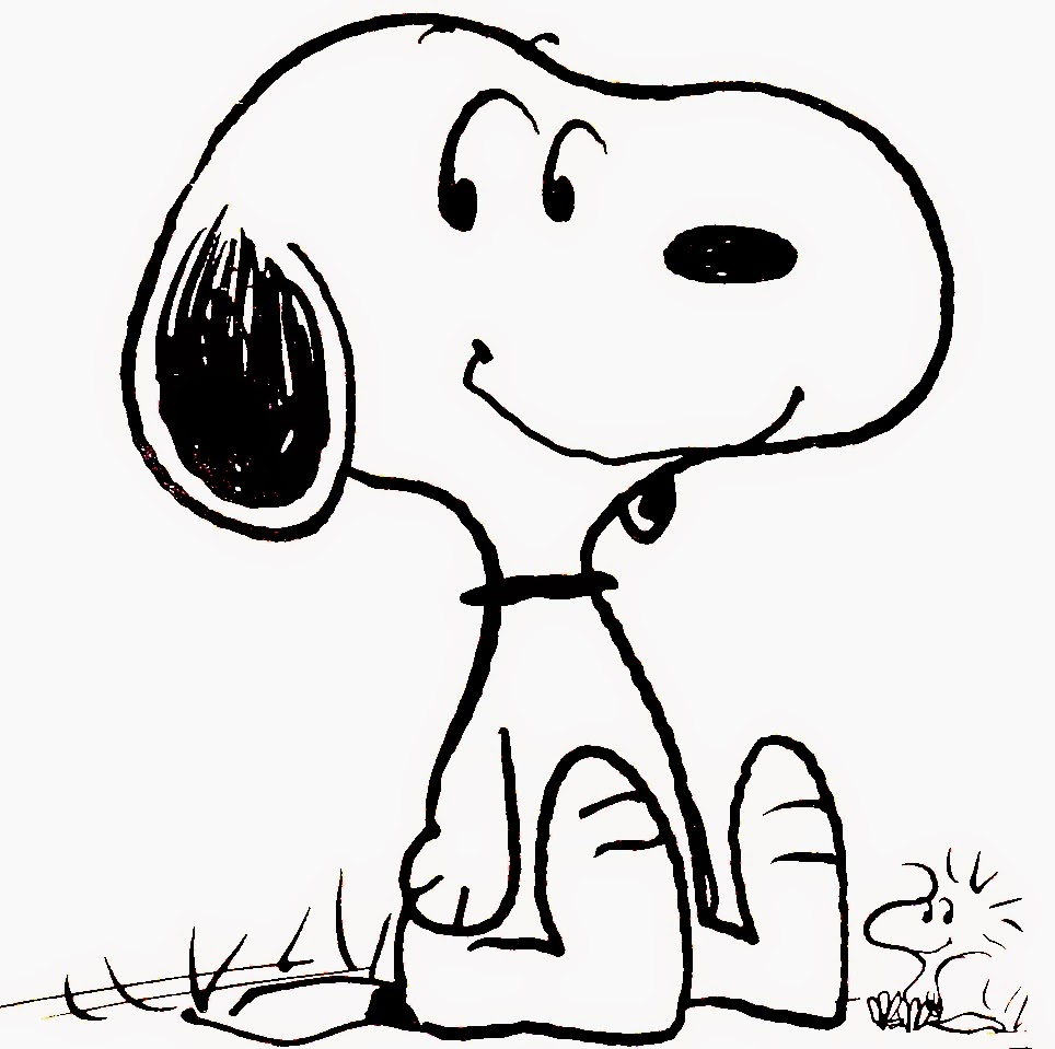 snoopy coloring page coloring pages snoopy coloring pages free and printable