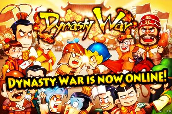 Dynasty War (เดิมใช้ชื่อ Three Kingdoms Empire) - Android Game