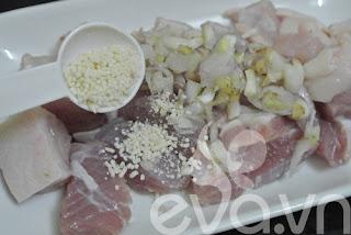 Thịt kho củ cải cho ngày gió mùa