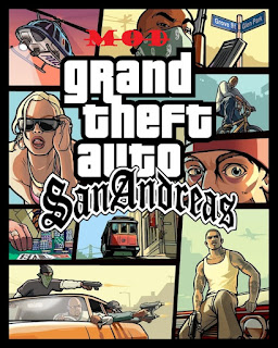 Cara MOD GTA San Andreas PC