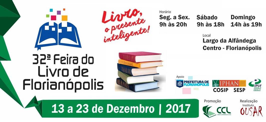 32ª Feira do Livro de Florianópolis