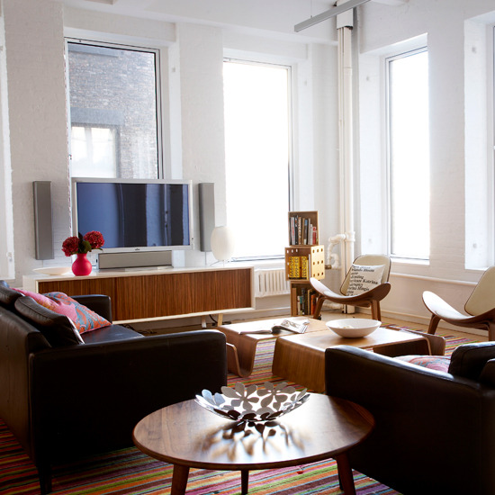 New York Apartment Style Interior Decoration