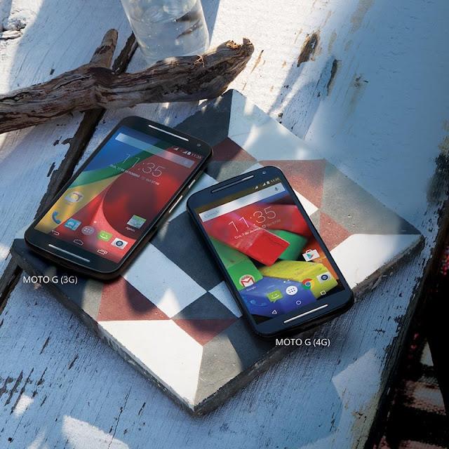 Moto G (2014) 4G LTE