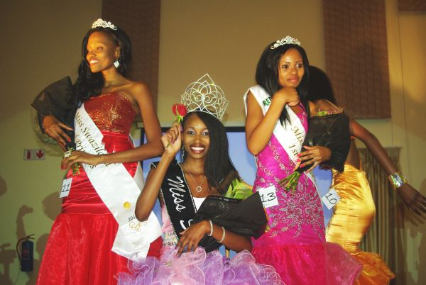 Miss world Swaziland 2012