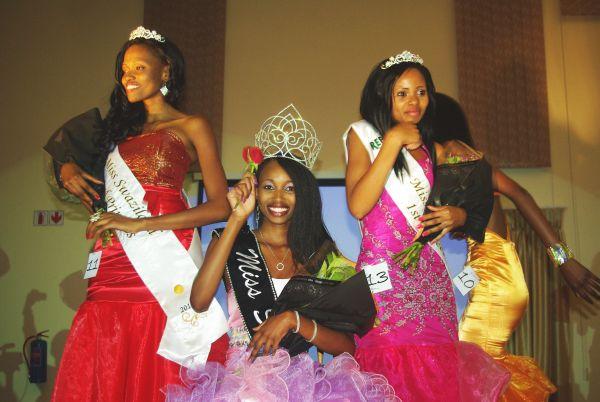 Miss world Swaziland 2012