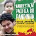 Manifestação Pacífica em em prol da Paz e da Justiça em nome do grande amigo Rodrigo Elias Costa (Pandinha)