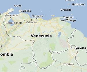 Venezuela_google_map