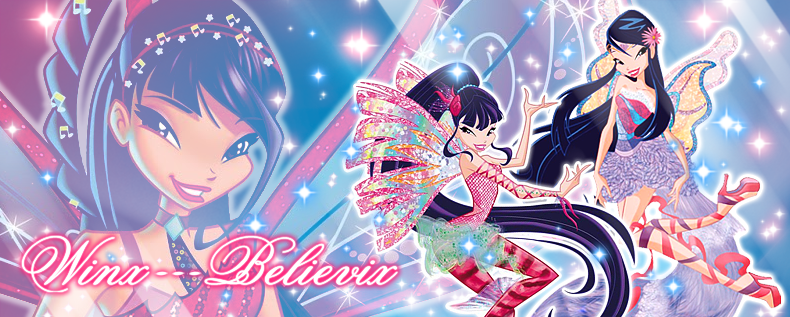 Winx Club is always with you on this blog!