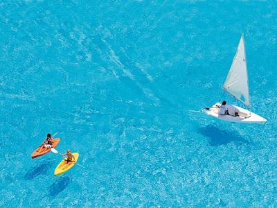 bassein 0003 أكبر و أنقى حمام سباحة في العالم بتكليف خمسة بلاين جنية استرليني  في تشيلي