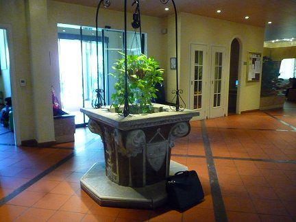 Castel San Pietro Terme: Hotel Castello