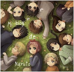 Mi blog sobre el universo de Naruto.