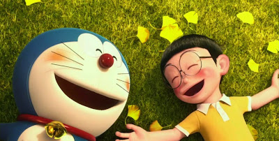 Download Doraemon Stand By Me 3d