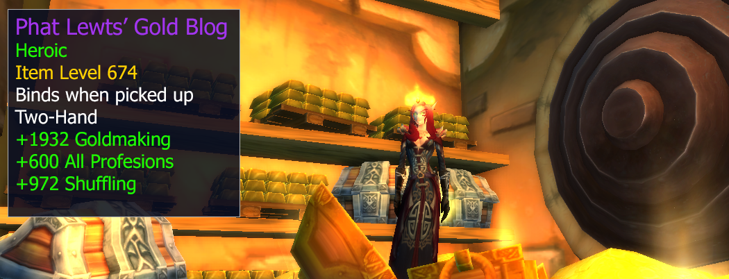 Phat Lewts&#39; Gold Blog | Free World of Warcraft Gold Making Guide