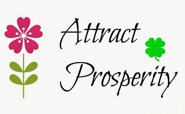 attract prosperity