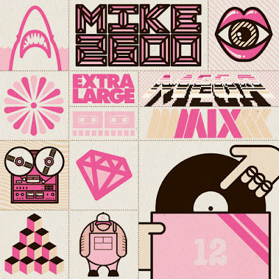 Mike 2600 - Extra Large Megamix (2011)