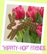 """Hippity-Hop"" Flower Pick"