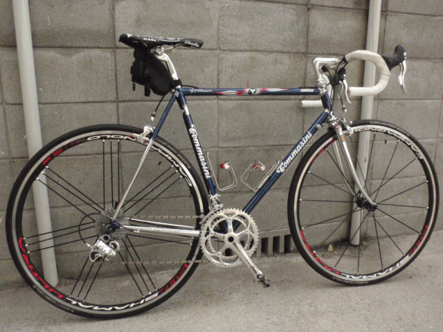 slackers for life: MY自転車2014年