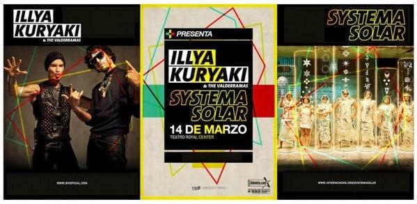 Illya-Kuryaki-and-the-Valderramas-Systema-Solar- Bogotá-2014