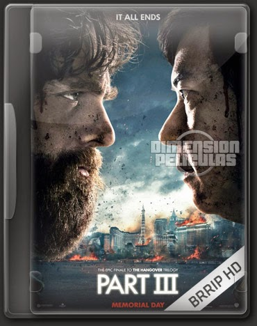 The Hangover Part III (BRRip HD Inglés Subtitulada) (2013)