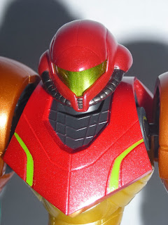 Max Factory's Figma Samus Aran from Metroid: Other M