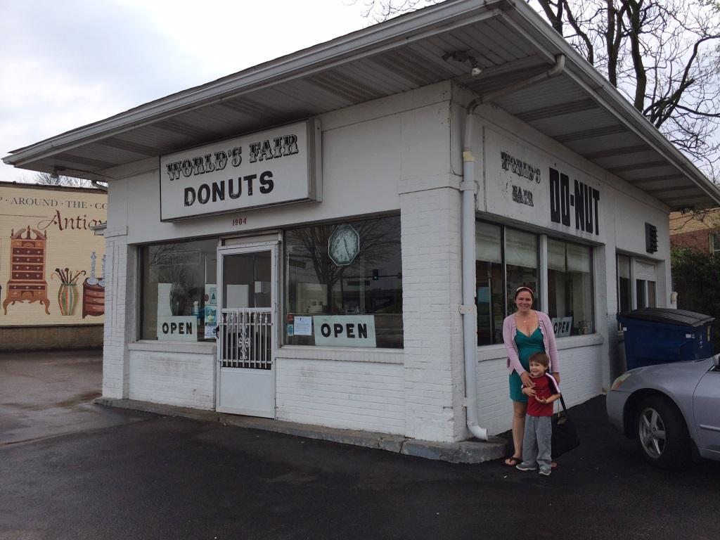 Worlds+Fair St. Louis, MO: Best Donut