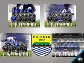Persib Theme For Blackberry
