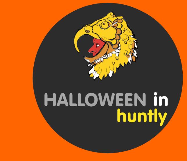 halloween in huntly