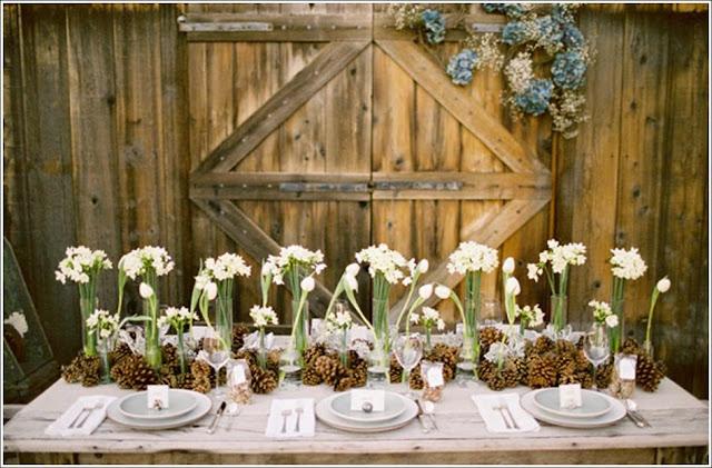 Matrimonio Rustico Varese : Boda estilo rustico ideas para la decoración de un