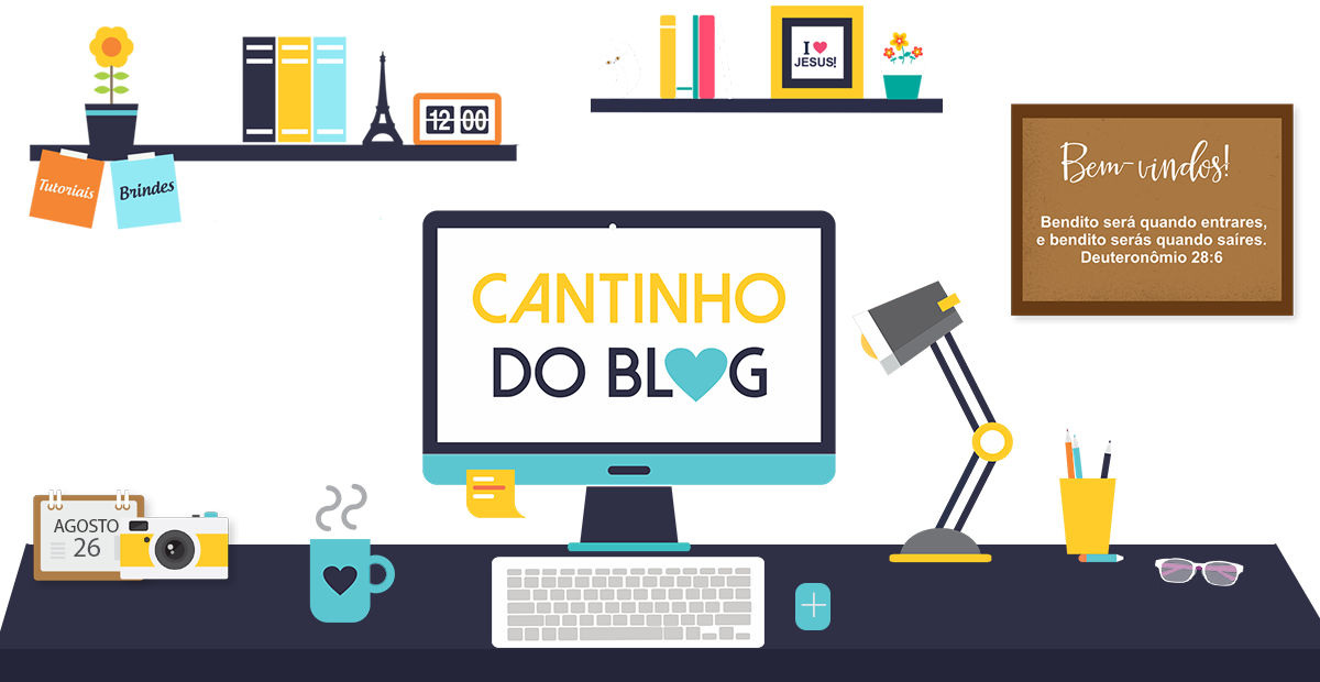 Cantinho do blog Layouts e Templates para Blogger