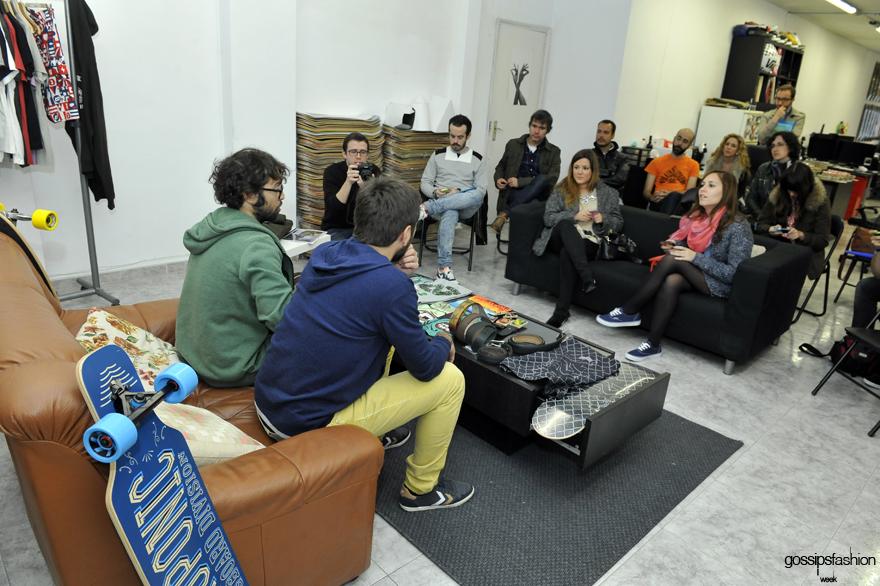 xgames barcelona conspiracy studio hydroponic olga gigirey gossipsfashionweek gossip fashion week