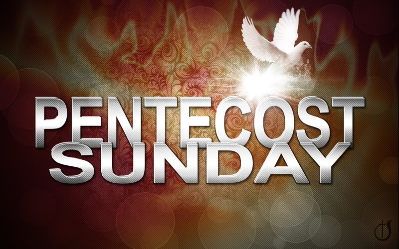 Free coloring pages of pentecost sunday