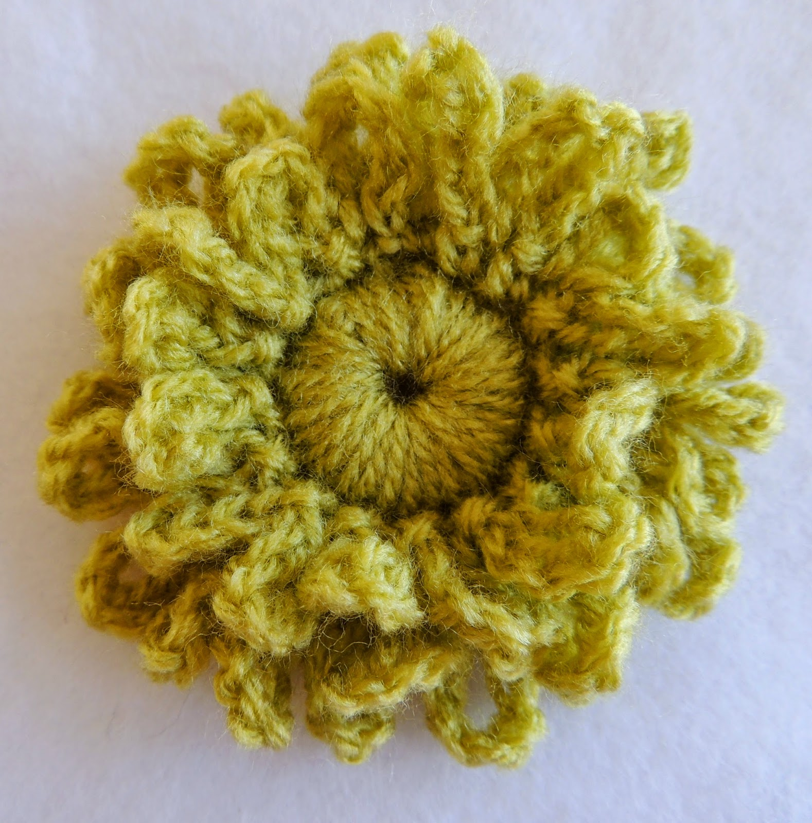 Susan\'s Hippie Crochet: Updated Granny Hat, and a new Free Flower ...