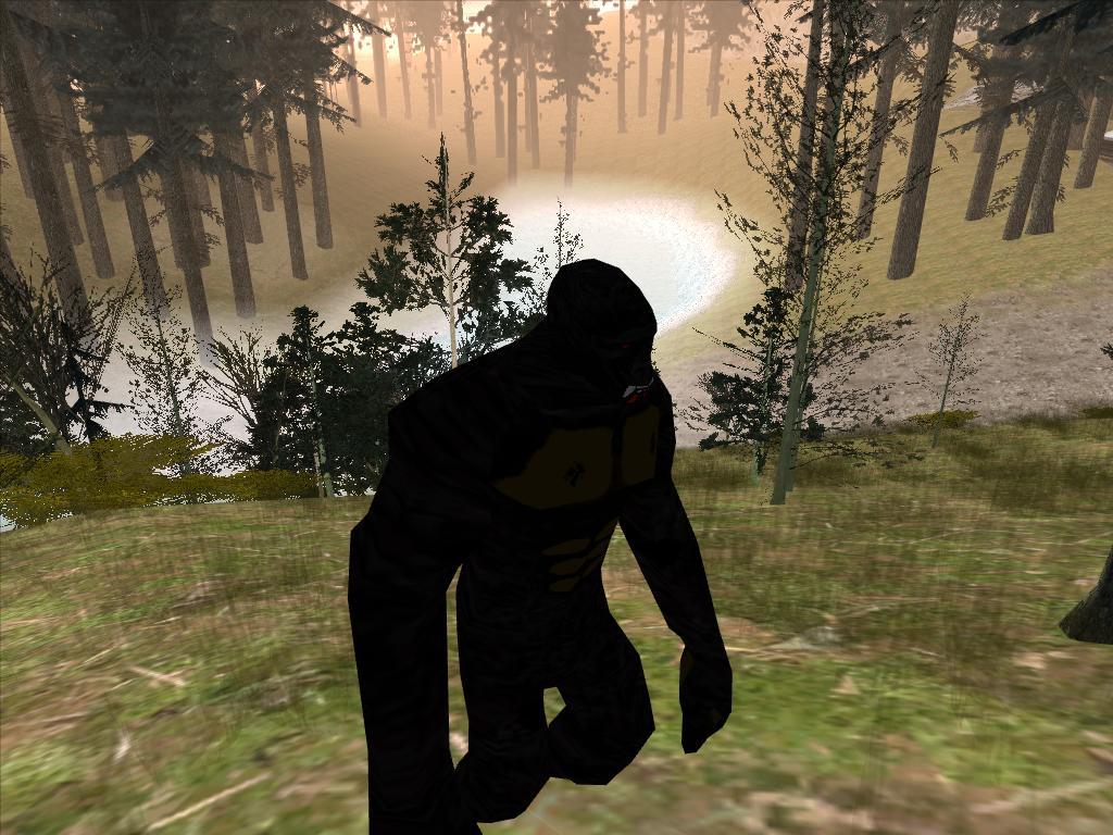 GTA San Andreas Bigfoot