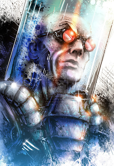 Mr. Freeze (DC Comics) Character Review - Mr. Freeze Art Picture