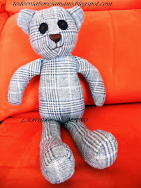 Ositos hechos a mano, teddy bears