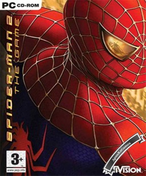SpiderMan 2 Cover, Poster