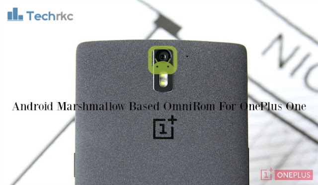 [6.0] Marshmallow Based OmniRom For OnePlus One (A0001)